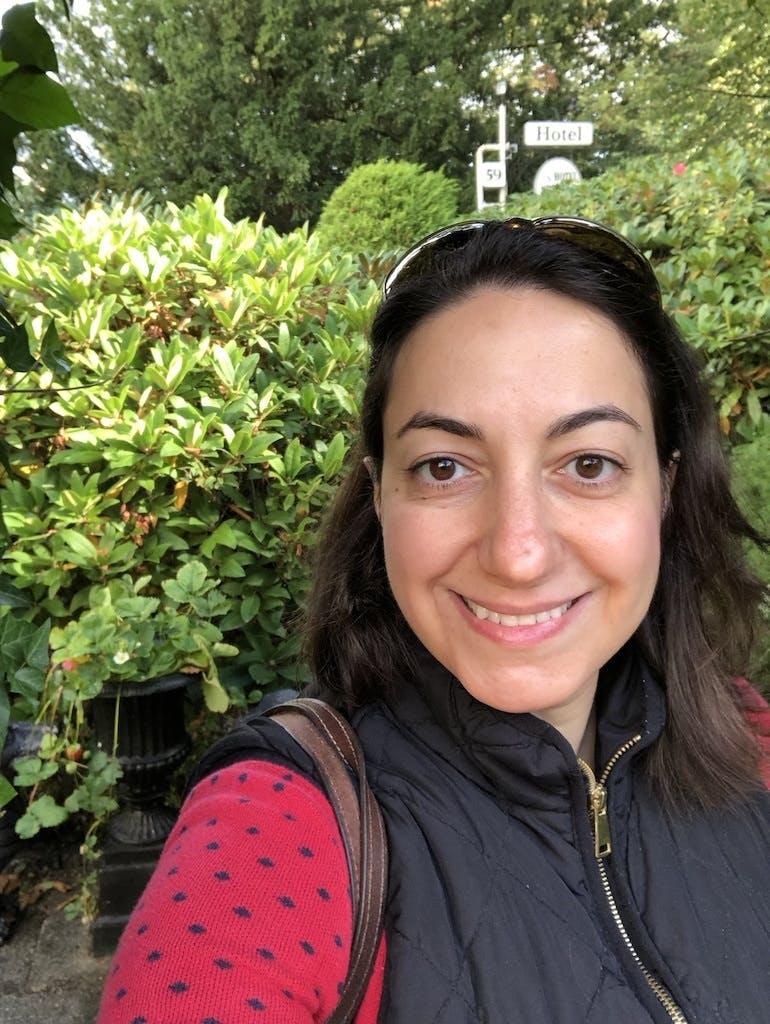 Sara Torrey, Developer Advocate at AxonIQ