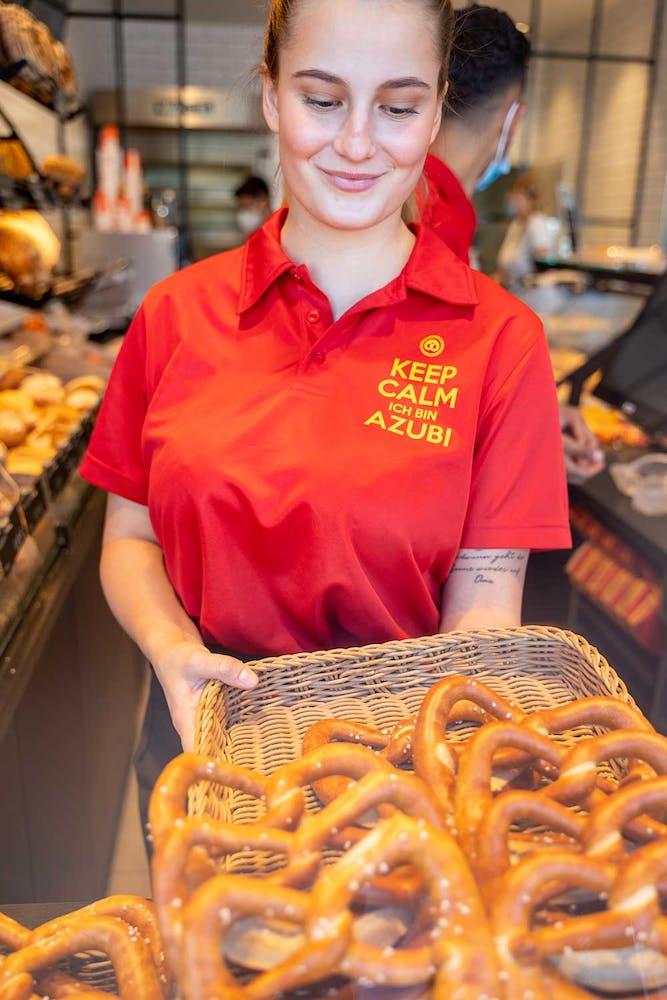 Ausbildung bei Badische Backstub - Ausbildung zum Bäckereifachverkäufer