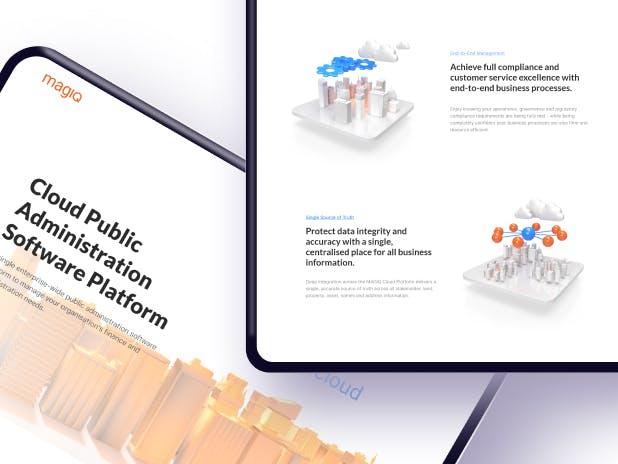 Magiq Cloud Platform