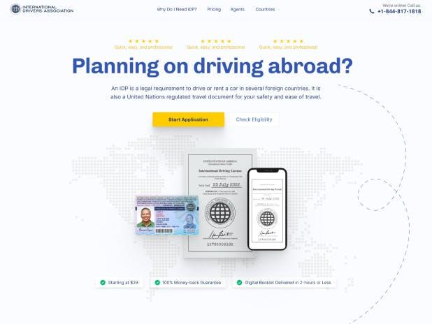 International Driver's Association