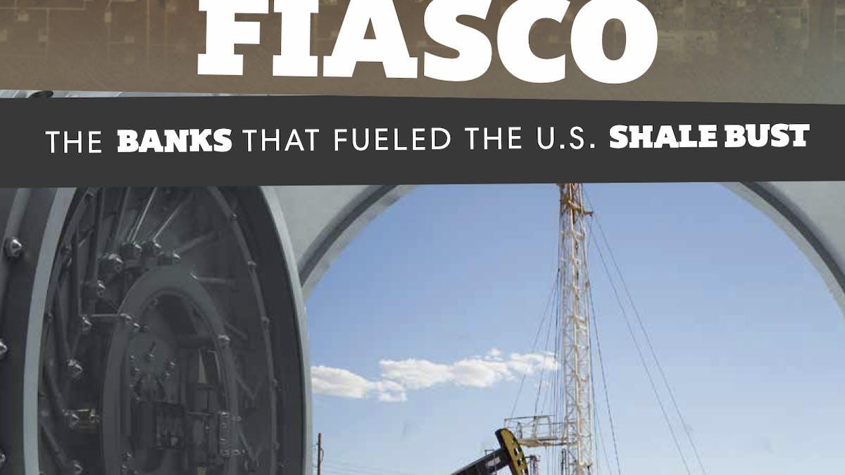 Rainforest Action Network Fracking Fiasco
