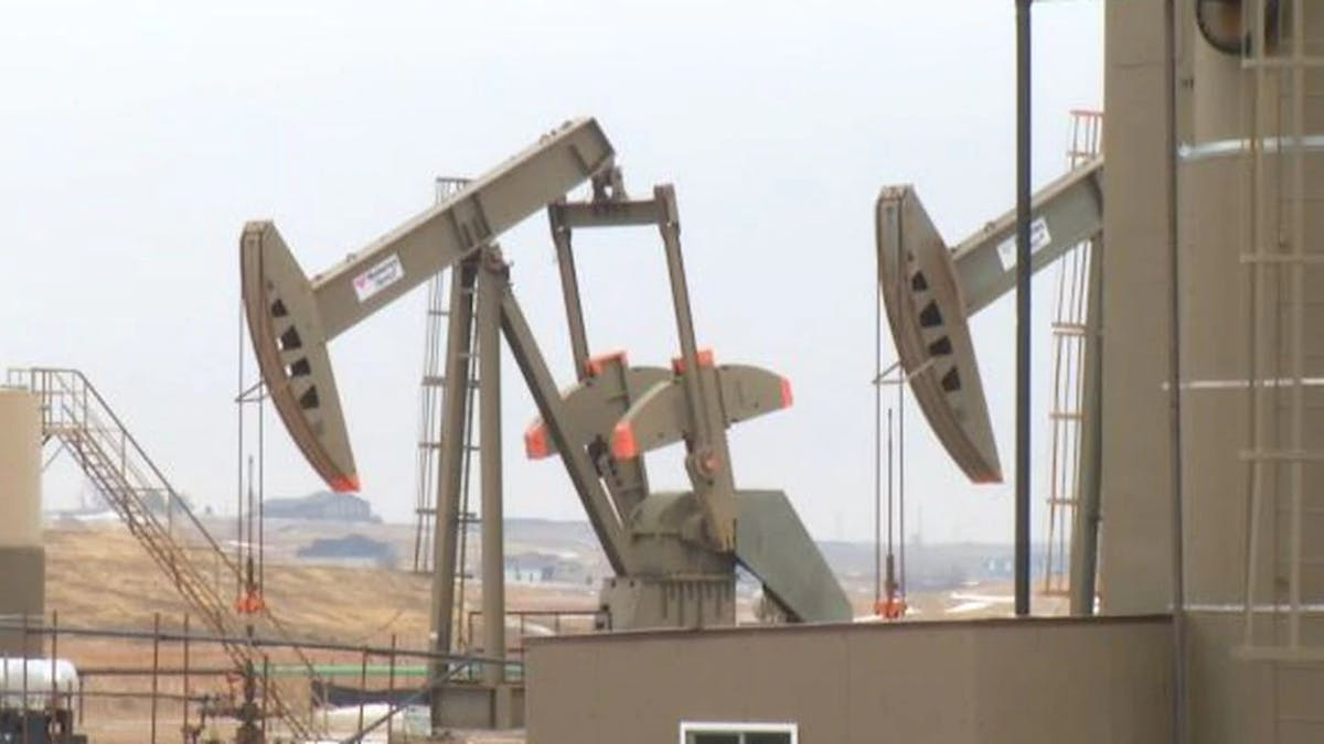 Oilfield pumpjacks
