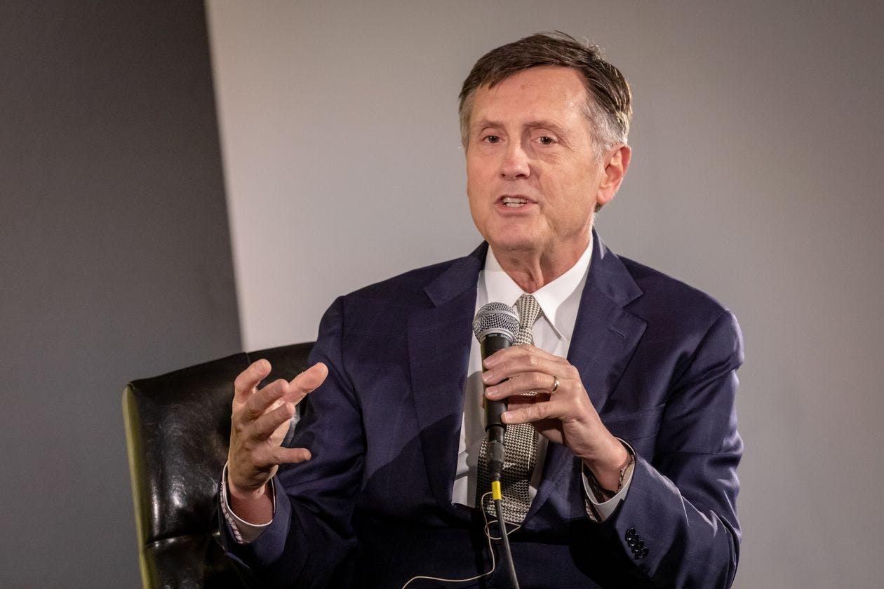 Fed vice chairman Richard Clarida in October 2019