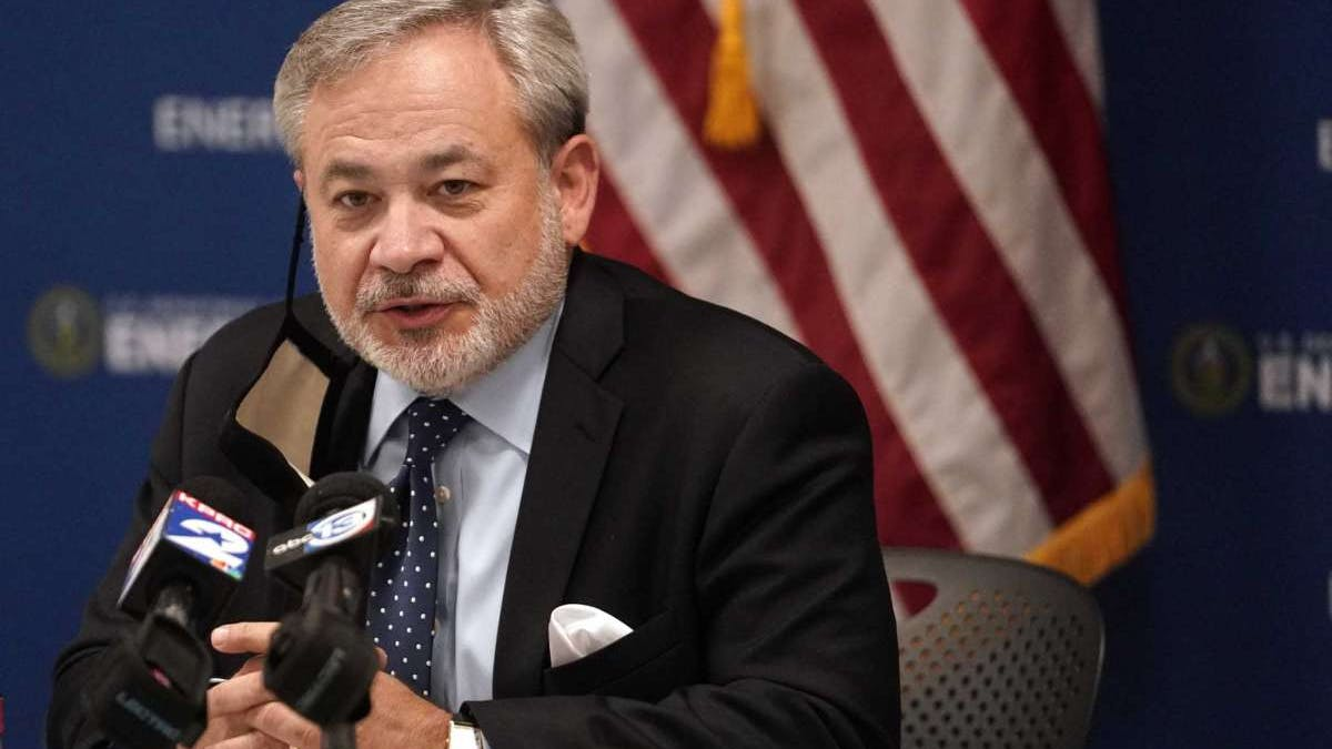 Energy Secretary Dan Brouillette said a key Federal Reserve bailout program was expanded to include more fossil fuel companies.