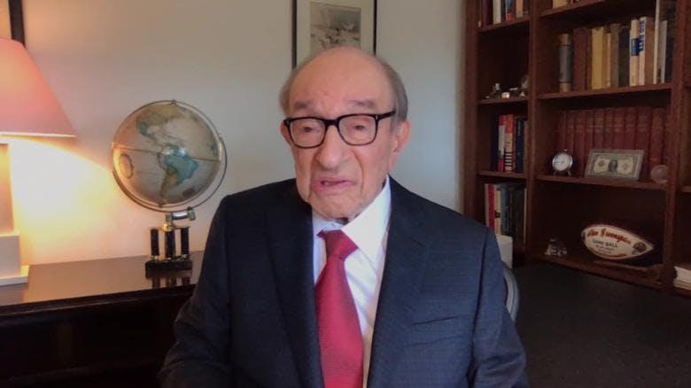 Alan Greenspan, ex-Federal Reserve chairman