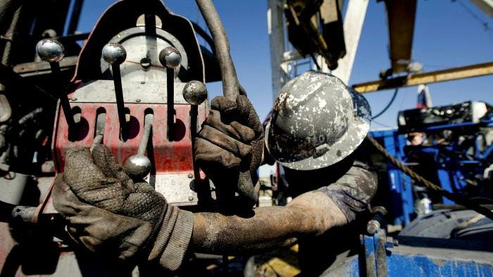 Oil and gas companies are struggling to stay alive as debts come due