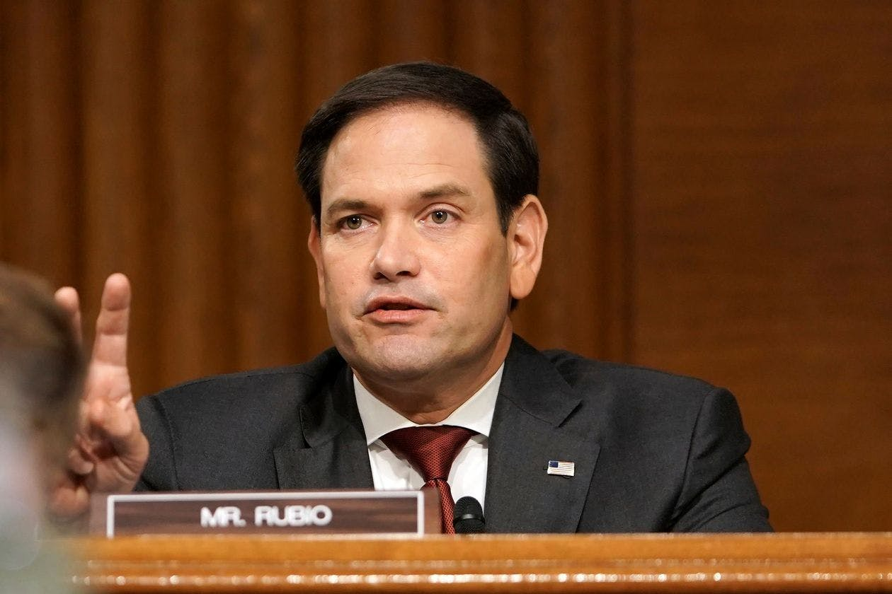 Sen. Marco Rubio (R., Fla.) spearheaded one of the most expensive business-rescue frameworks in history.