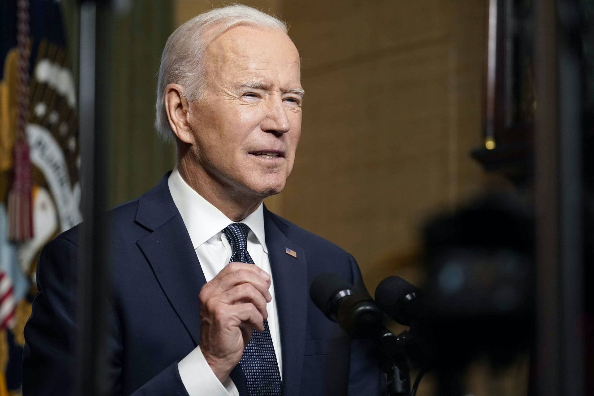 The Biden administration is assembling the plan ahead of a major international climate summit the president plans to host April 22-23.
