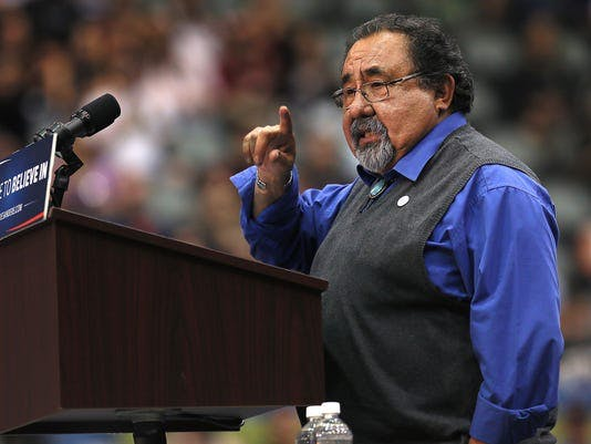 House Natural Resources Committee Chair Raúl Grijalva
