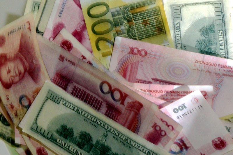 currency 100 dollar bills