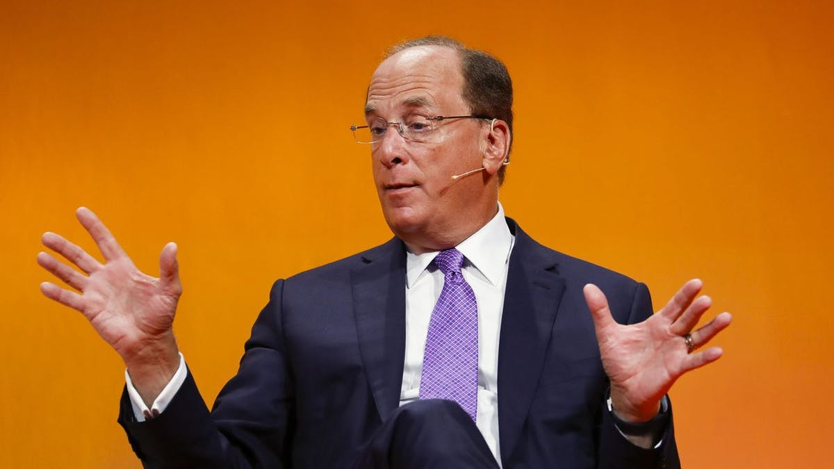 BlackRock CEO Larry Fink has helped the firm grow to $7.3 trillion in assets.