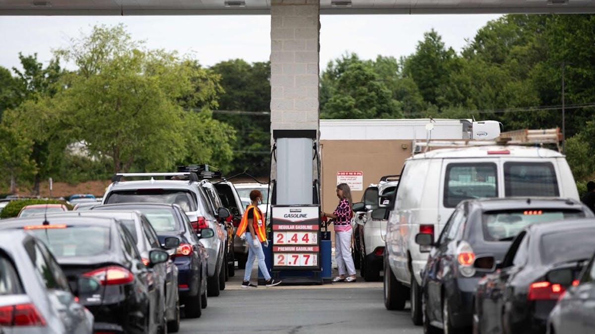 gas shortage cars