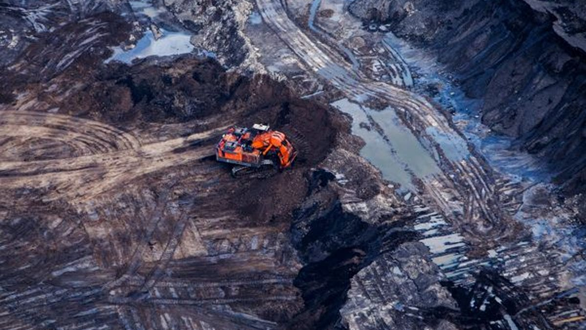 Oil sands operations