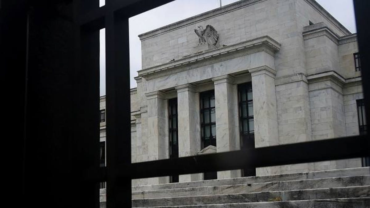 At the height of the financial panic in March, the Fed pledged to buy an unlimited quantity of government debt