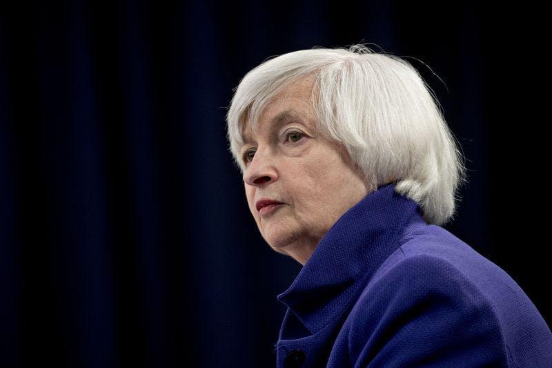 Janet Yellen is Biden's Treasury secretary nominee.