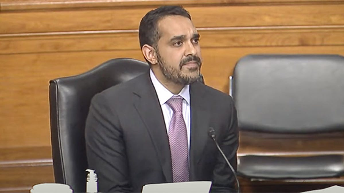 Bharat Ramamurti is a member of the oversight commission charged by Congress to monitor how the Treasury Department and Federal Reserve are managing COVID-19 recovery dollars.