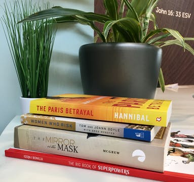 May Books of the Month