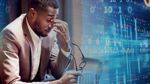Executive is overwhelmed by technology decision-making process