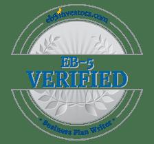 E -5 verified business plan writer