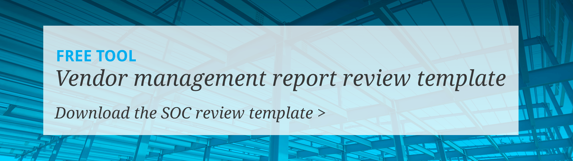 Download the SOC review template