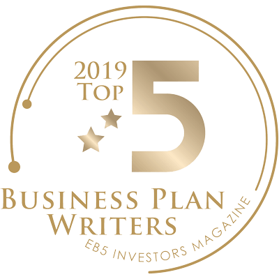 Baker Tilly recognized as Top 5 Business Plan Writers by EB-5 Investors Magazine, 2019