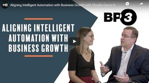 Aligning intelligent automation with business growth webinar screenshot