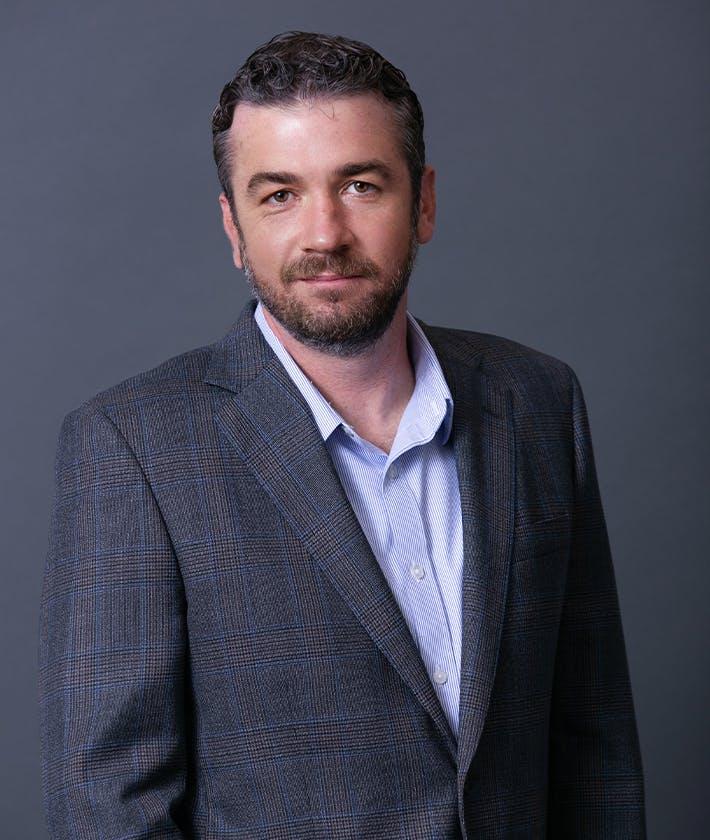 Greg Zelenay