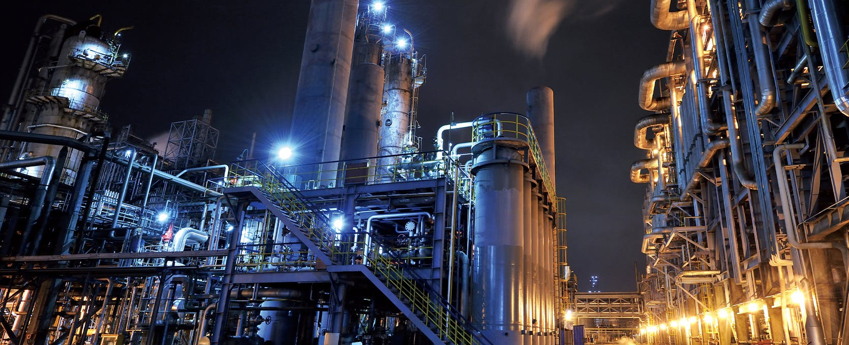 Oil and gas facility run with Baker Tilly analytics