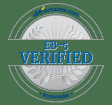 EB-5 verified economist