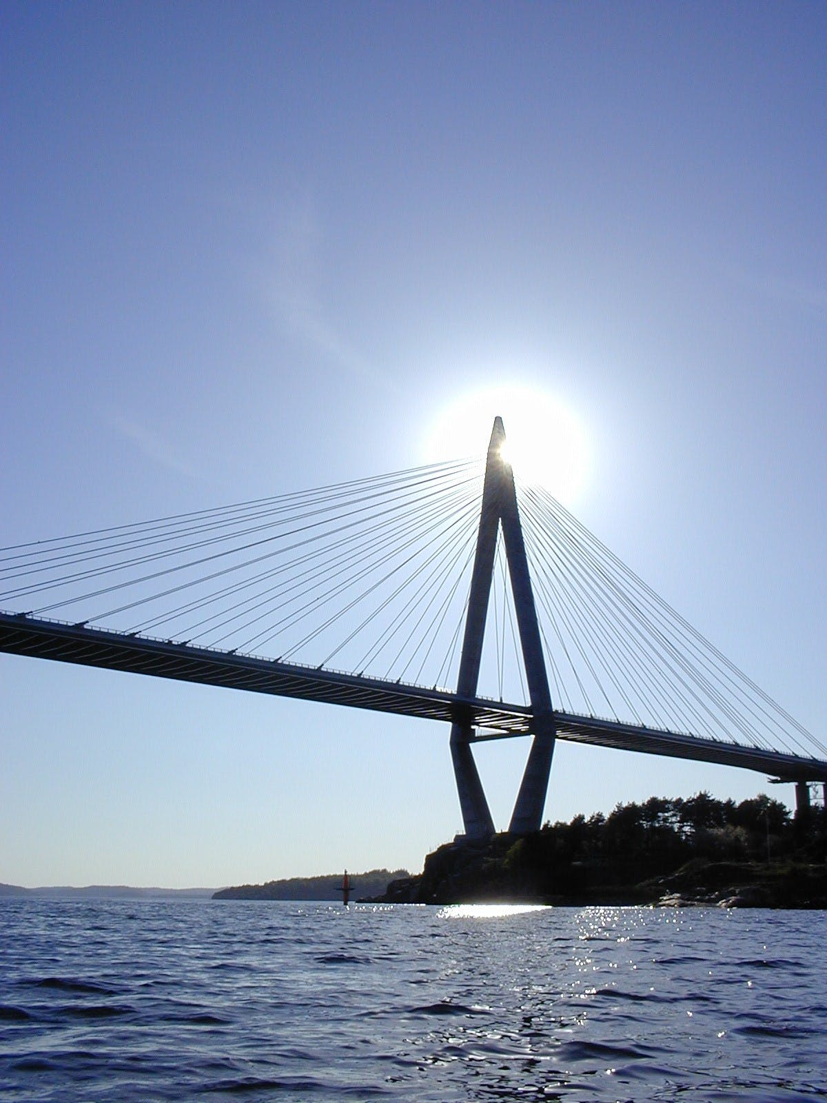 Uddevallabron in Schweden