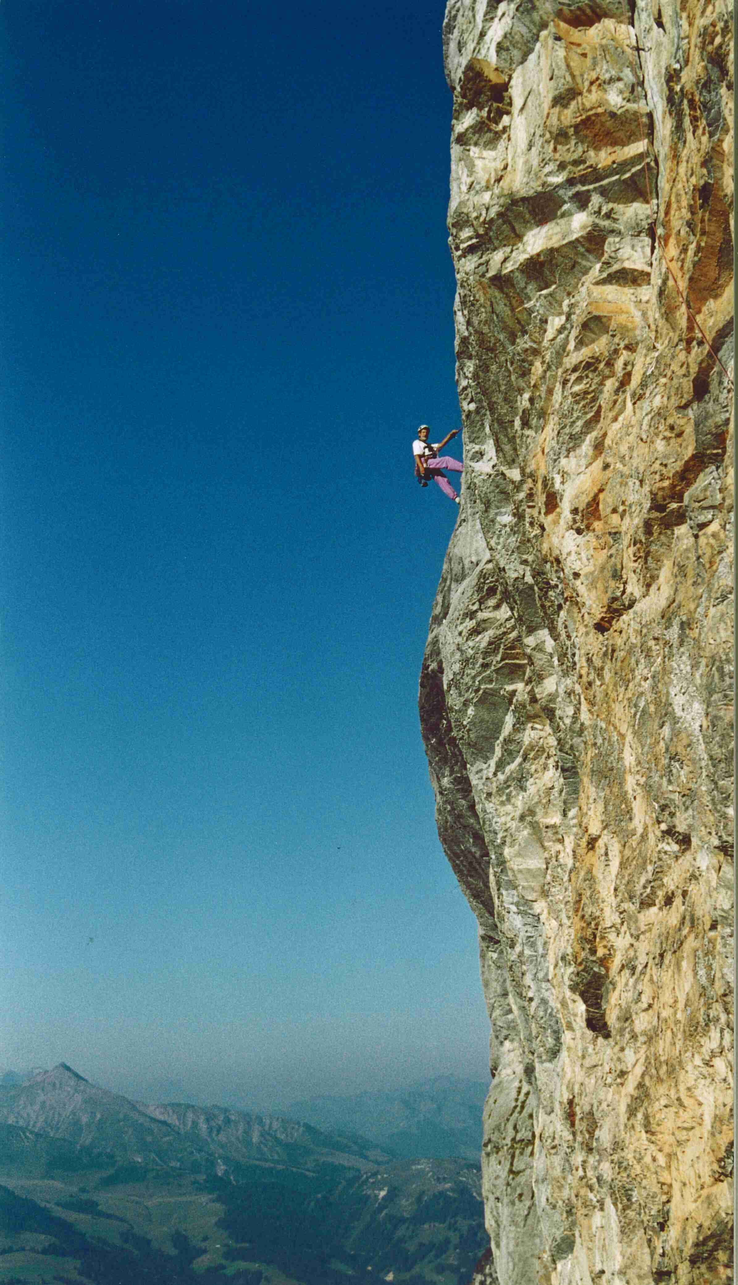 An der Roten Flüh am 3. August 2003