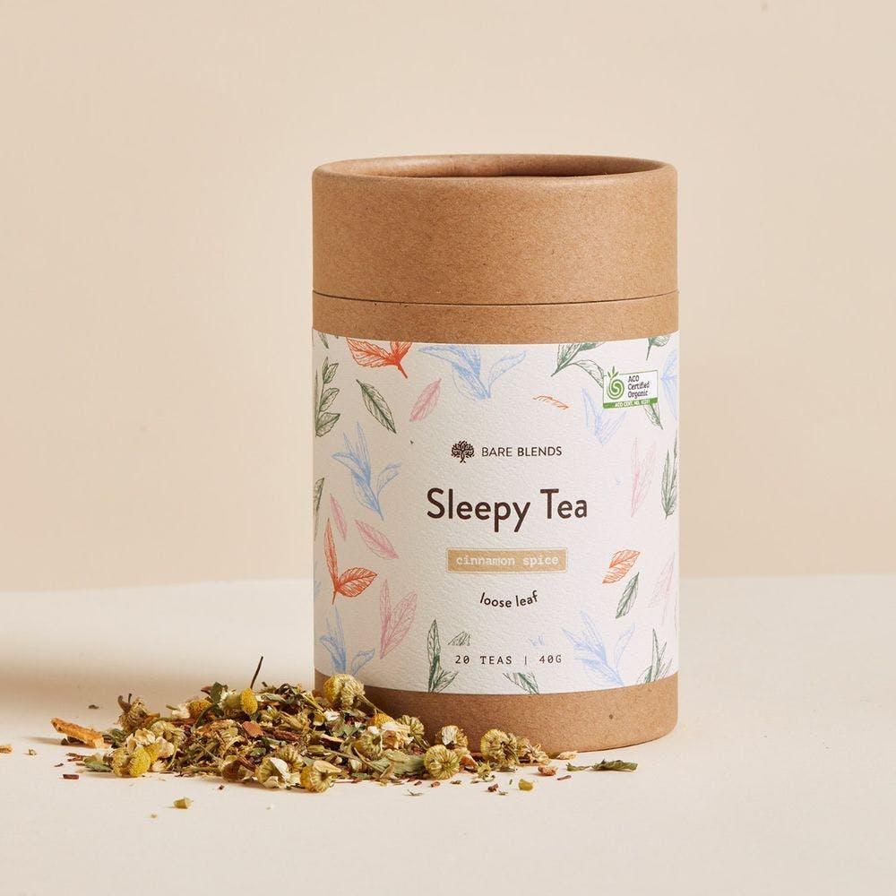 Sleepy Tea Cinnamon Spice