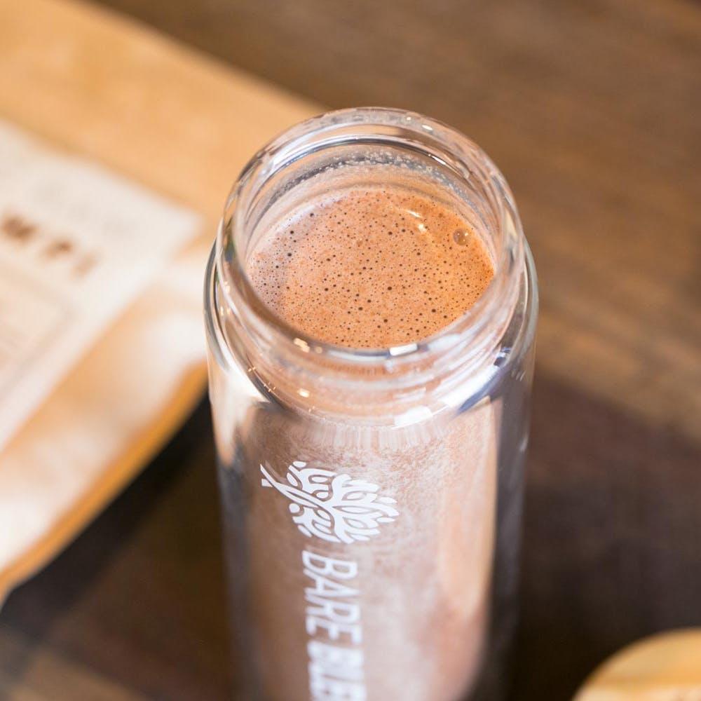 Raw Cacao WPI smoothie