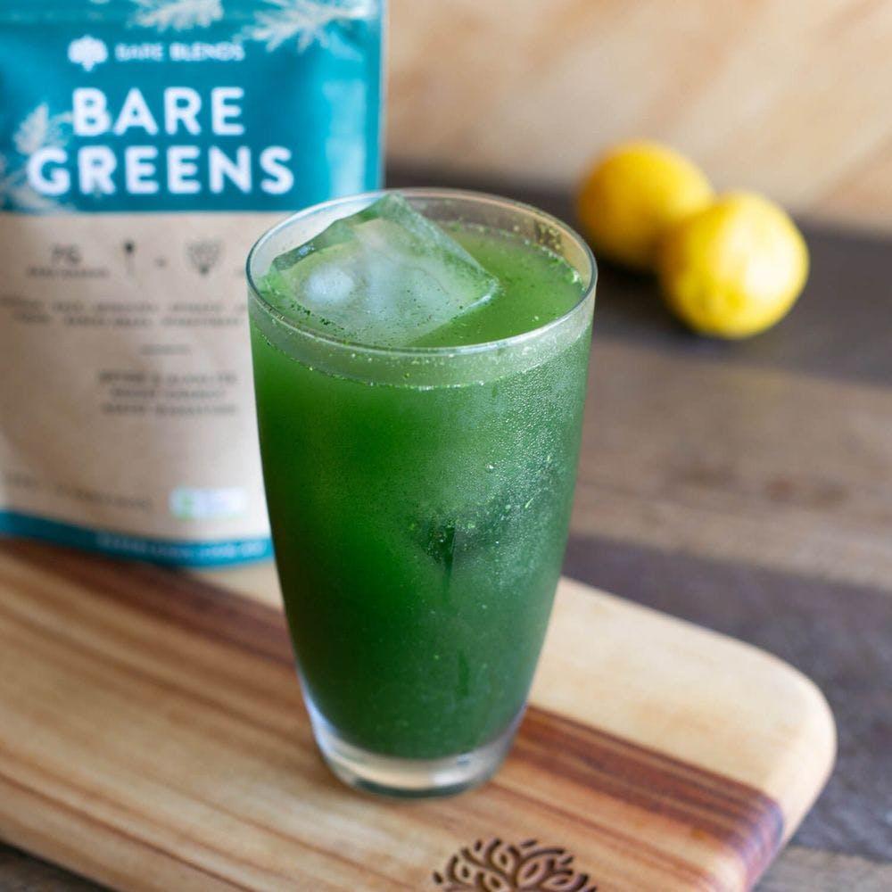 Bare Greens Juice