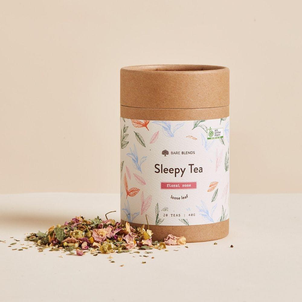 Sleepy Tea Floral Rose