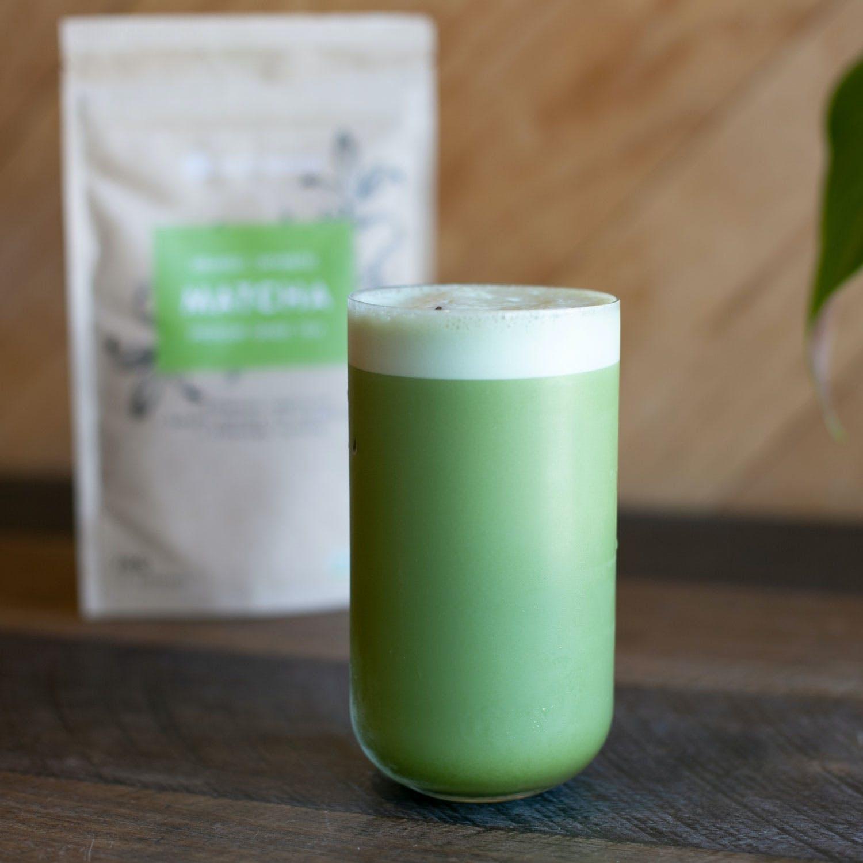 Organic Japanese Matcha Latte