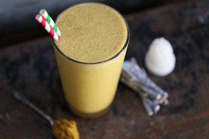 Christmas Spiced Smoothie