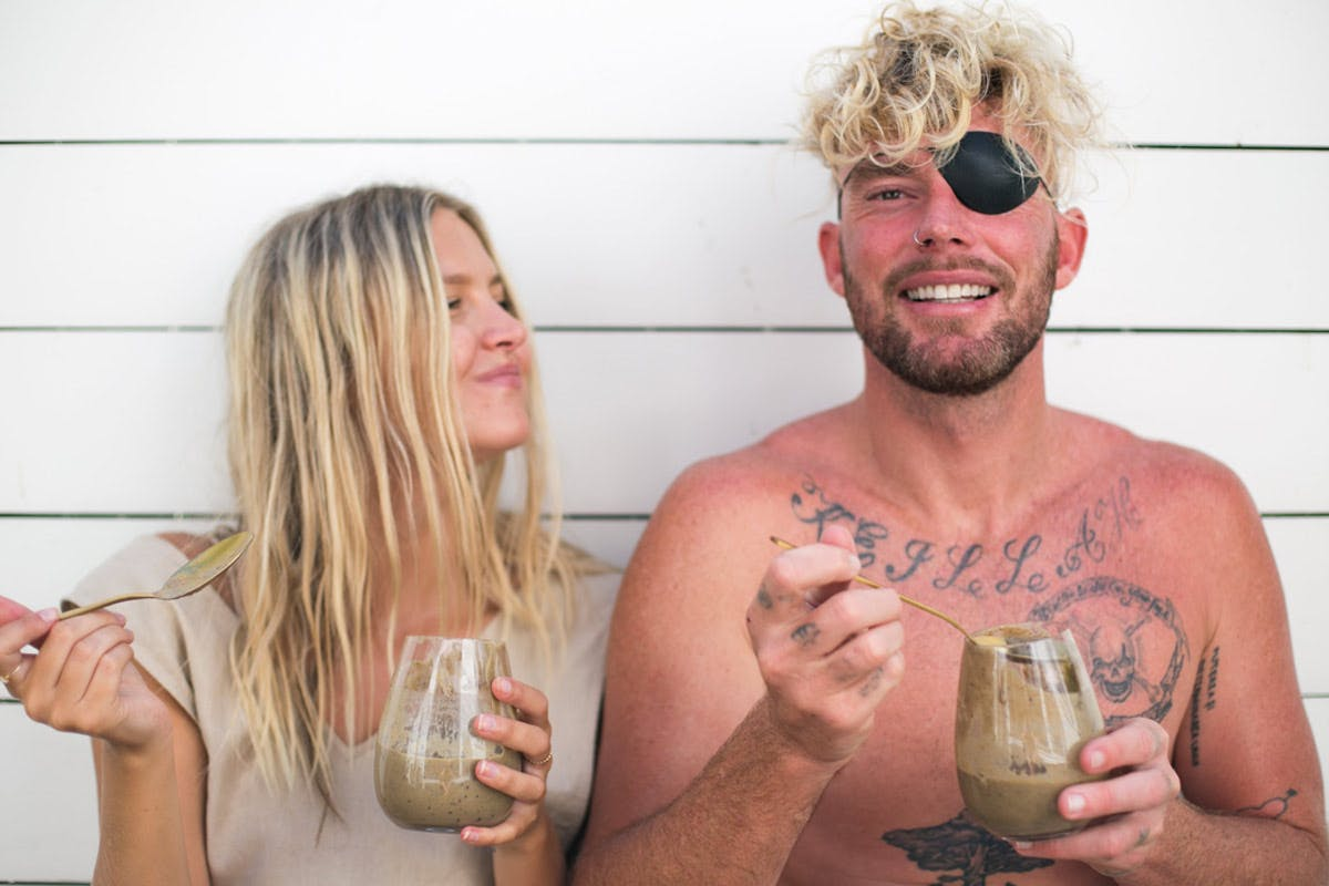 Ash And Stacey's Morning Smoothie