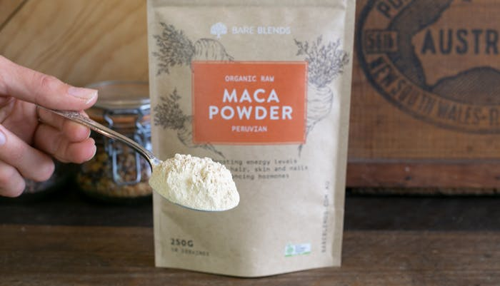 Organic Raw Maca