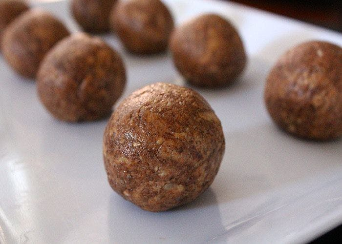 Nut Free Bliss Bites