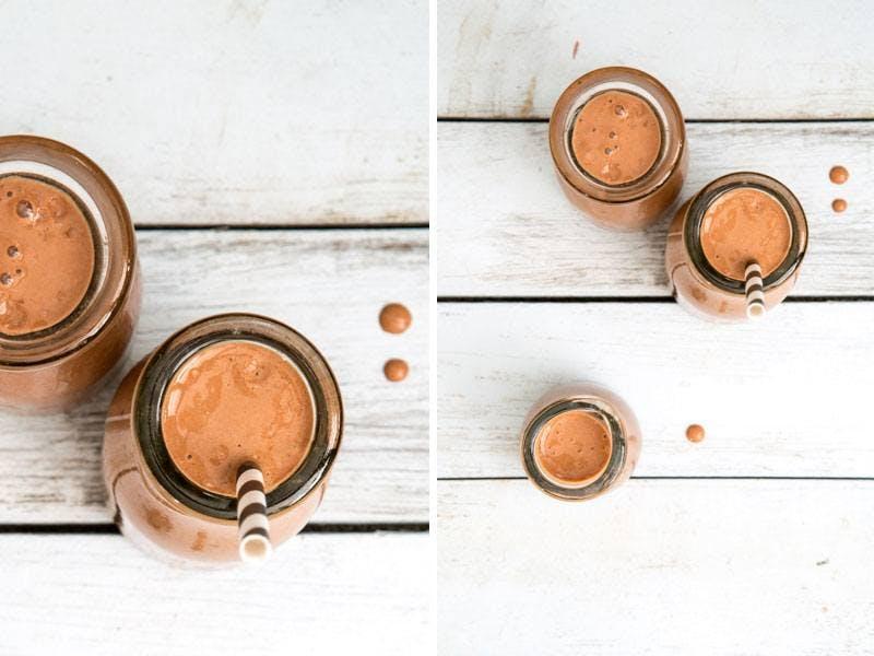 Chocolate Thickshake