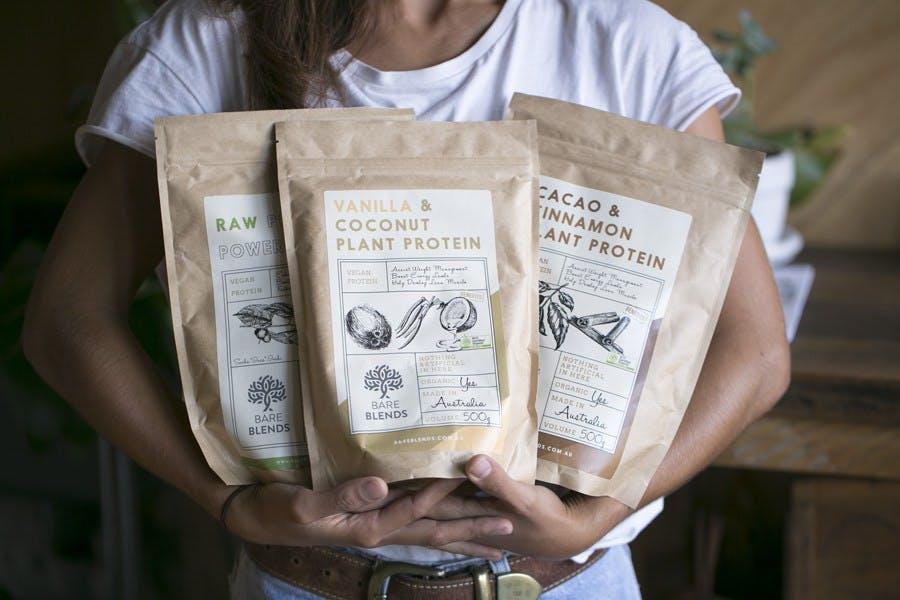 The Vegan Bundle: Plant-Based Nutrition