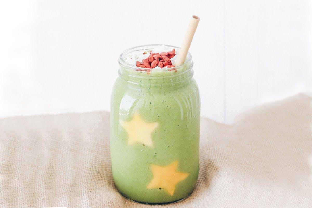 Green Vitality Smoothie