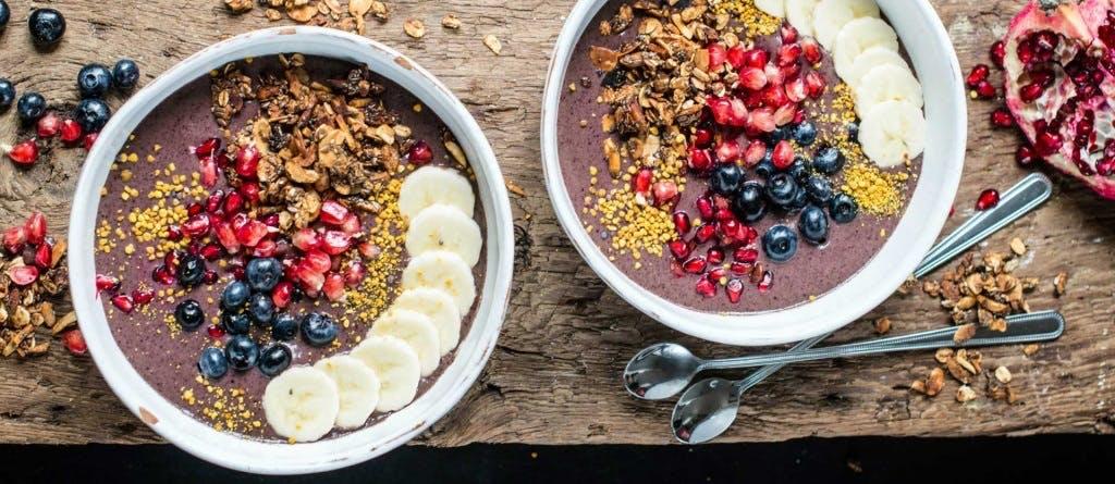 Bare Berries Bowl