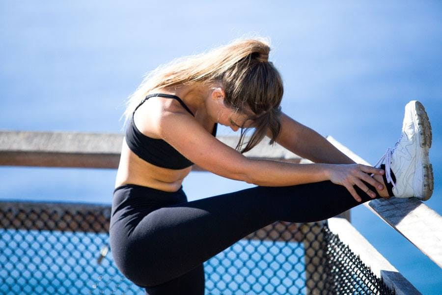 Should I Work Out With Sore Muscles?