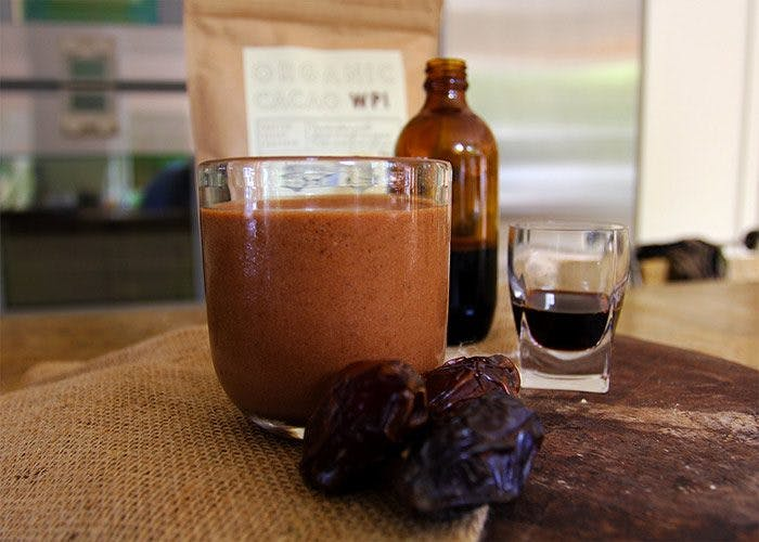 Cold Drip Coffee & Cacao