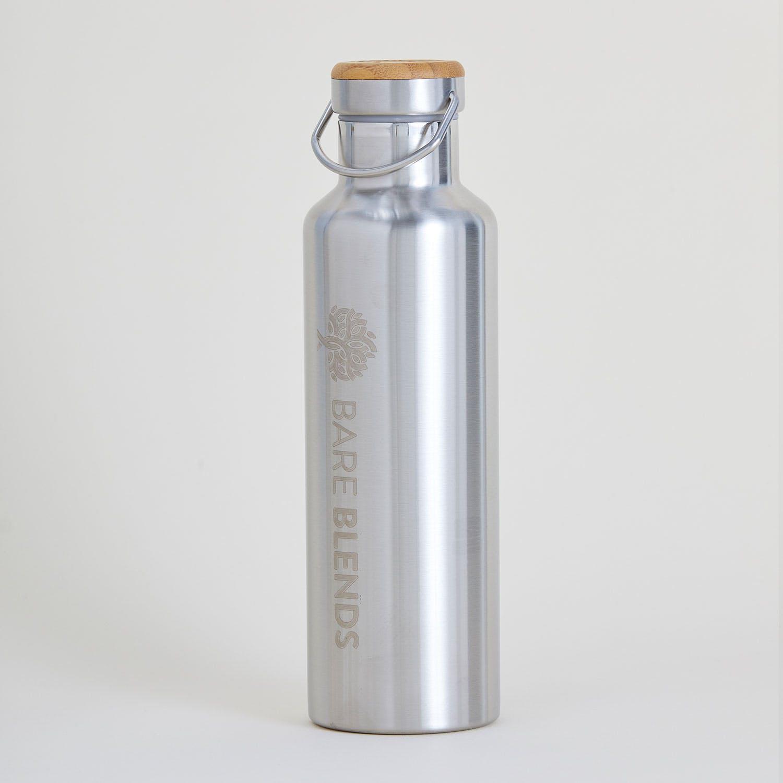 The Bare Bottle - refuse single-use plastic bottles