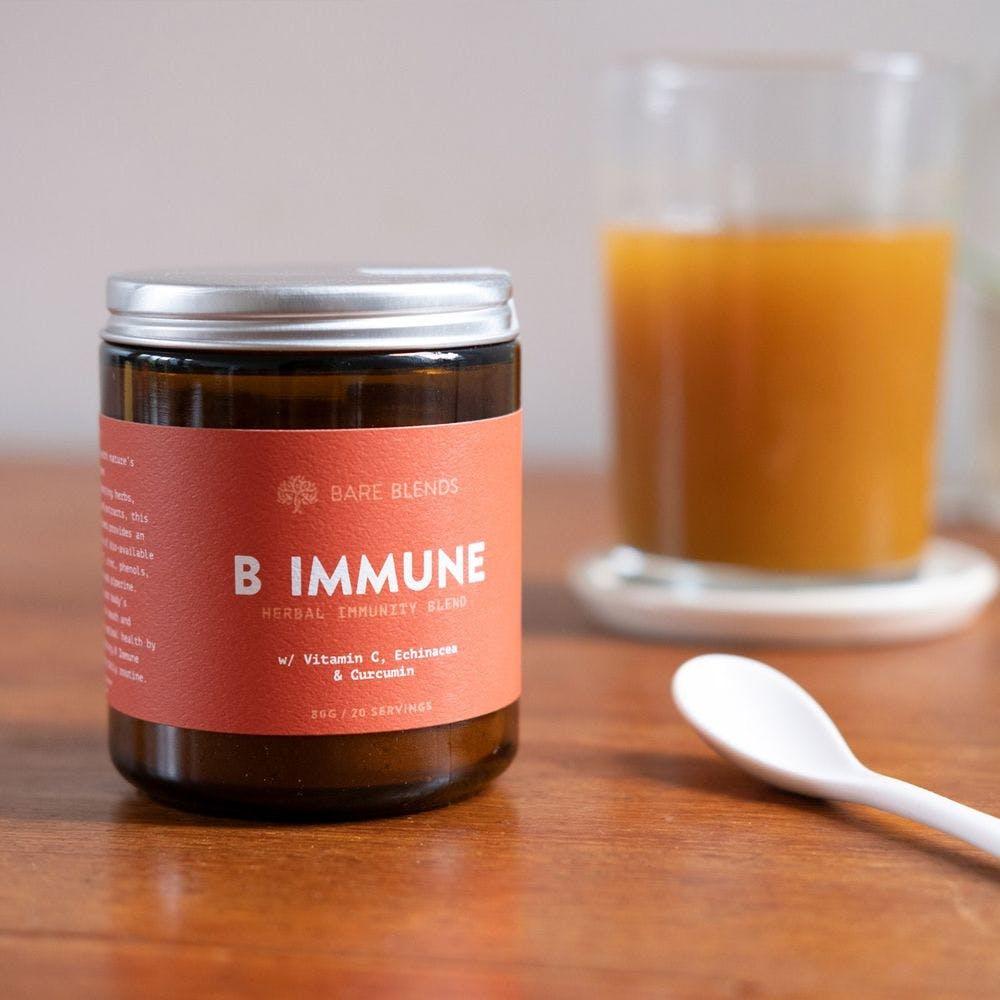 B Immune juice