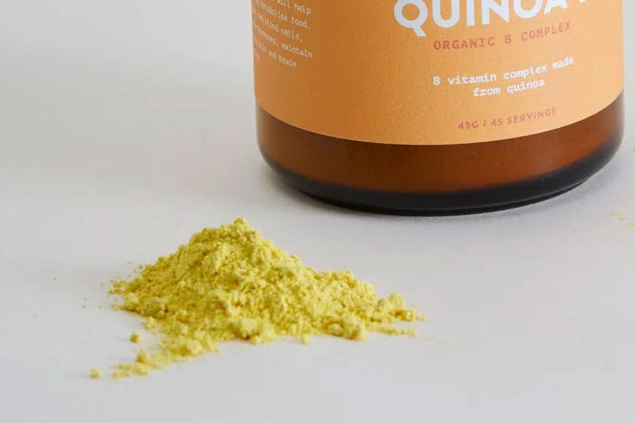 Quinoa B vitamin powder