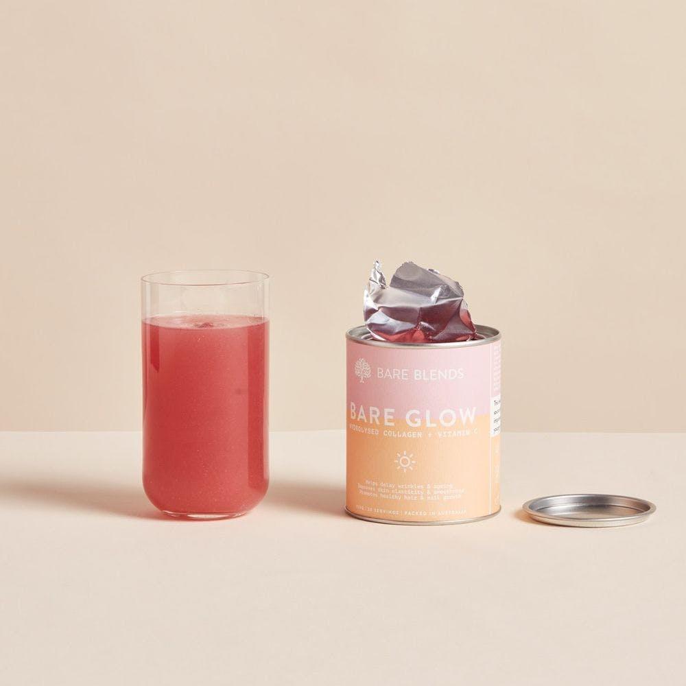 Bare Glow juice